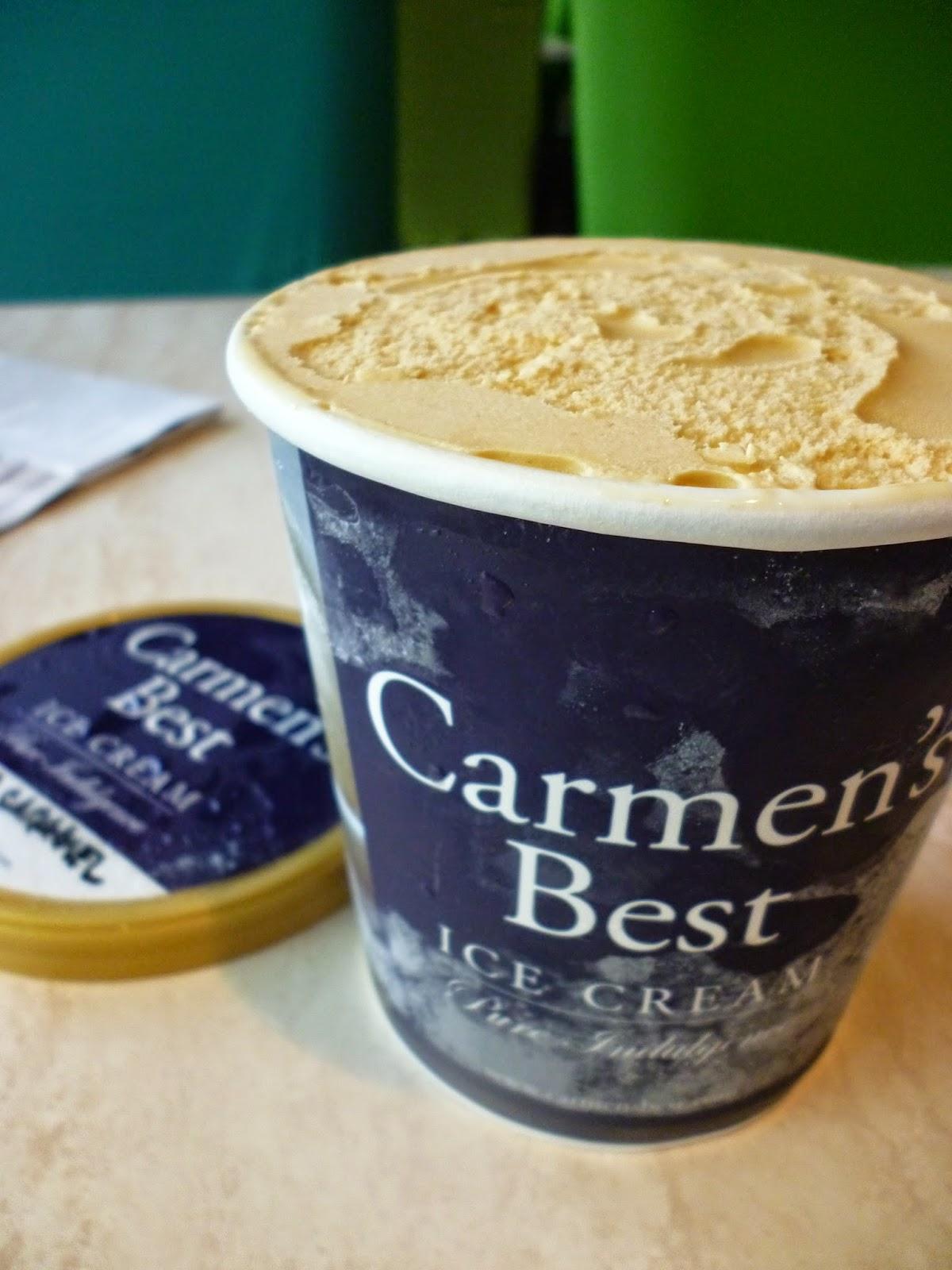 Carmen S Best Al Ice Cream
