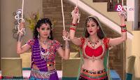 Soumya Tondon aka Bhabhiji in Beautiful Red Ghagra Choli ~  Exclusive Galleries 005.jpg