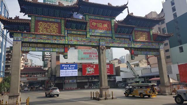 china town Philippines