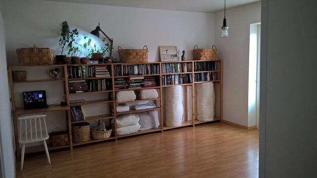 minimalismi lapsiperheen koti
