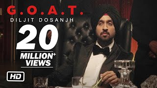 G.O.A.T Lyrics Meaning in Hindi Translation (हिंदी) - Diljit Dosanjh