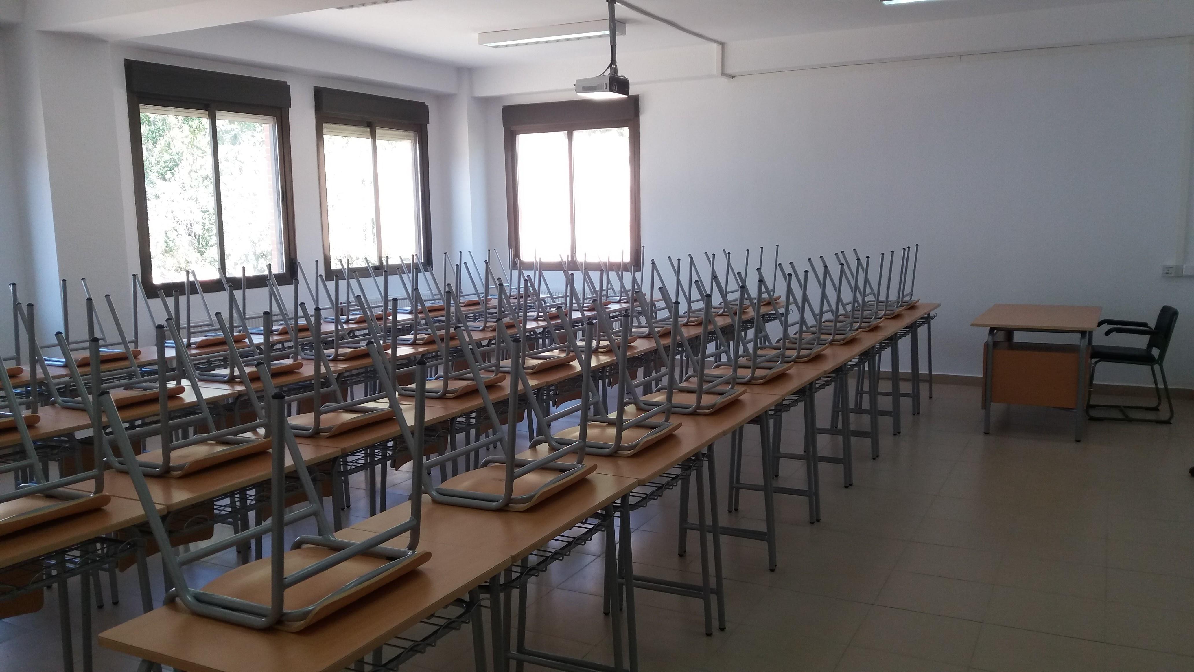 Comienzo del curso 21-22