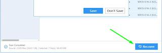 Mengembalikan File yang Terhapus di Flashdisk dengan EaseUs Data Recovery