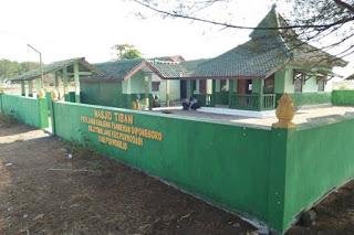 Masjid Tiban Pangeran Diponegoro Jatimalang Purworejo