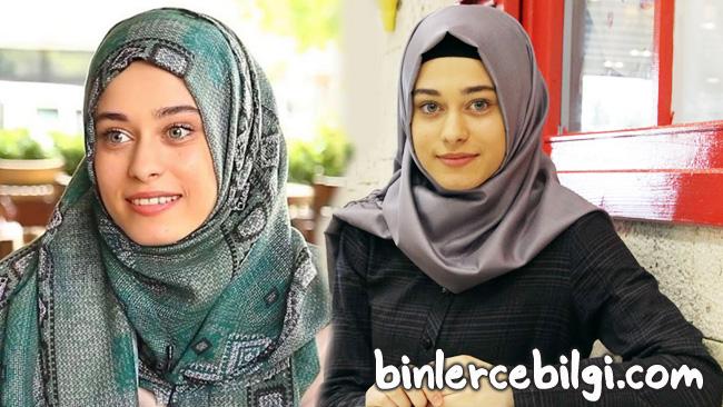 Fatma Büşra Ayaydın kimdir? aslen nerelidir? kaç yaşında? evli mi? eşi kim? oynadığı diziler filmler, biyografisi ve hayatı hakkında kısa bilgi.