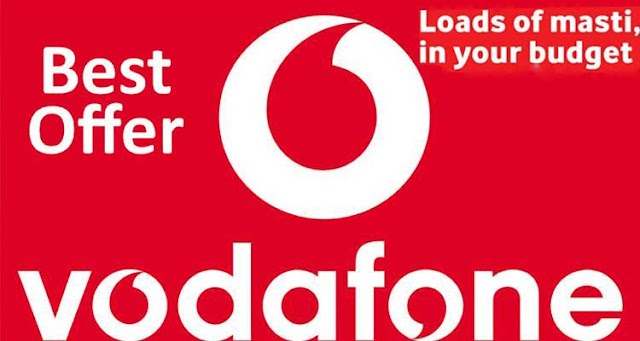 Vodafone Plans, just launched. everything will free for a month