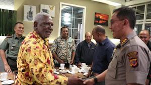 Kapolrestabes Bandung Silaturahmi Dengan Tokoh Masyarakat, Tokoh Agama dan Tokoh Papua Yang di Kota Bandung