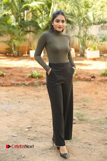 Tollywood Actress Punarnavi Bhupalam Latest Po Gallery in Black Trouser Pant at Pittagoda Movie Interview  0174.JPG