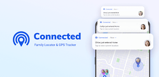 Connected – Family Locator – GPS Tracker