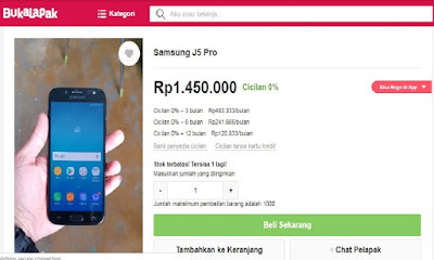 Samsung J5 Pro. Spesifikasi ,Harga Baru dan Bekas Tahun 2019