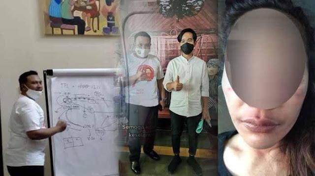 Tim Sukses Gibran Putra Jokowi Aniaya Wanita Cantik dan Disekap di Hotel