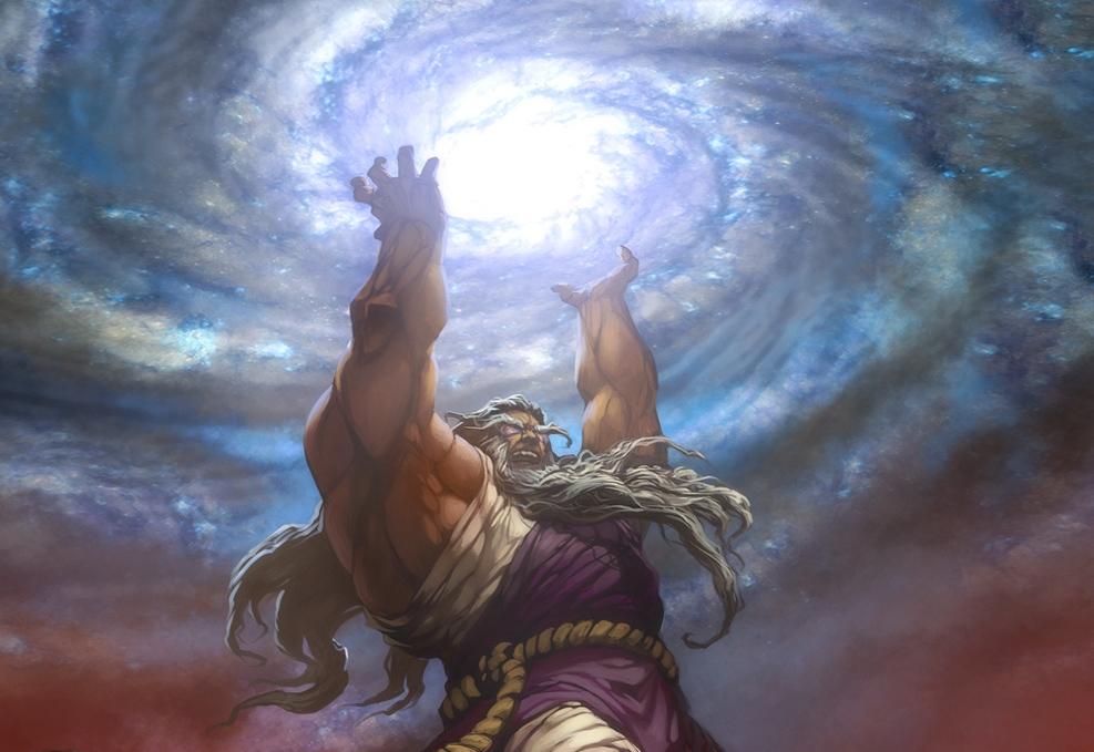 Urano - A Divindade Que Personificava o Céu na Mitologia Grega