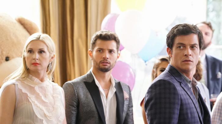 Dynasty - Episode 2.03 - The Butler Did It - Press Release + Promotional Photos