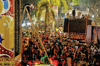 Carnaval tem shows e festas do Litoral ao Sertão; veja atrações