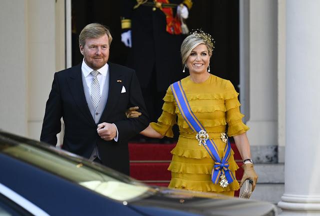 كرورنا و التمييز العنصري يلقيان بظلالهما على خطاب الملك الهولندي في يوم الأمراء