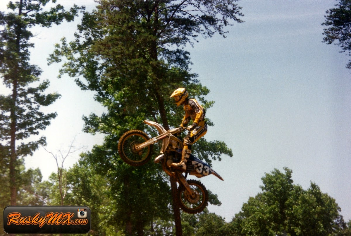 Michael Brandes Budds Creek 1997
