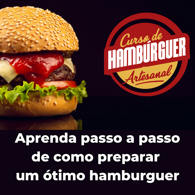 Curso de Hambúrguer