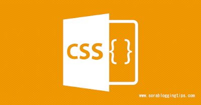 How to add css in blogger or blogspot blogs