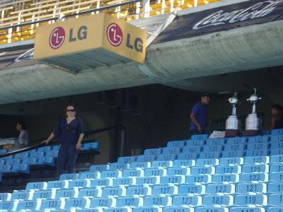 Estádio do Boca Junior - La Bombonera -  Buenos Aires - AR
