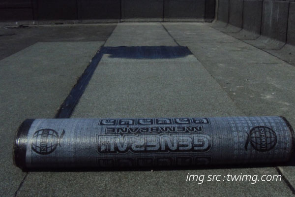 Waterproofing aspal kolam renang