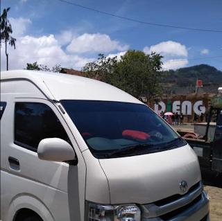 Travel Semarang Boyolali