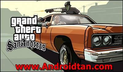 Download Grand Theft Auto: San Andreas Apk MOD v1.08 Terbaru 2017