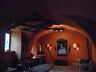 Замок Сент-Миклош. Апартаменты Илоны