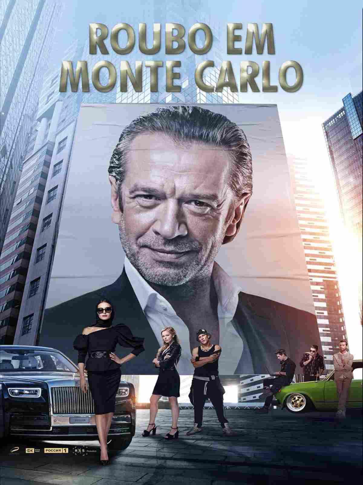 Baixar Roubo em Monte Carlo Torrent Dublado - BluRay 720p/1080p