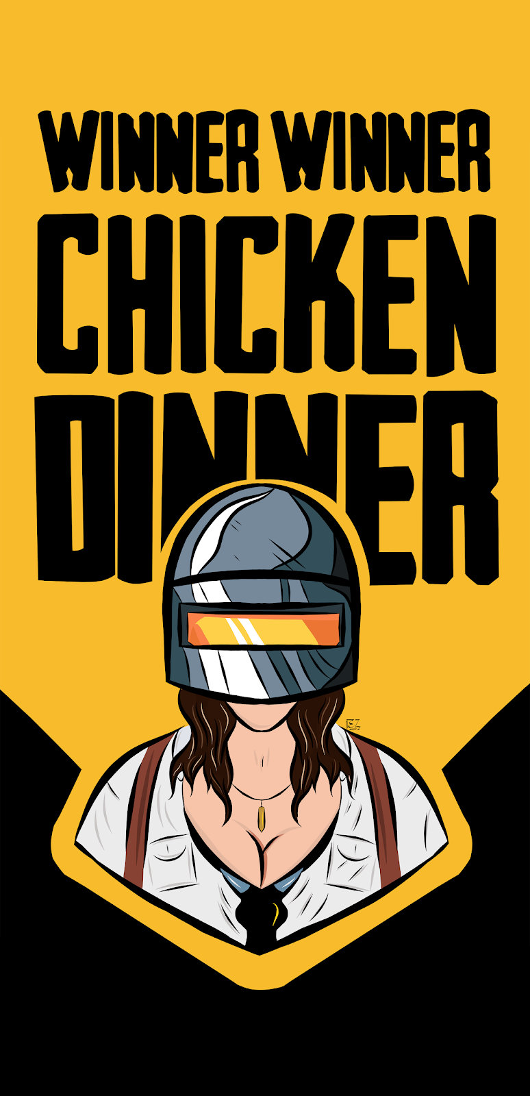 Winner Winner Chicken Dinner pubg wallpaper