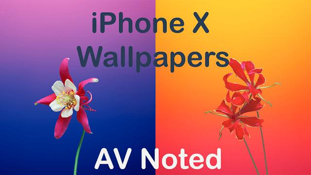 Download Wallpapers iPhone X Full HD Gratis