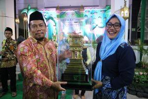 Kecamatan Pekalipan Raih Juara Umum MTQ Ke 52 Tingkat Kota Cirebon Tahun 2019