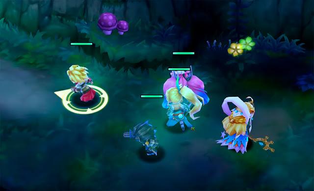 Game play Screenshot: 3DS Emulator