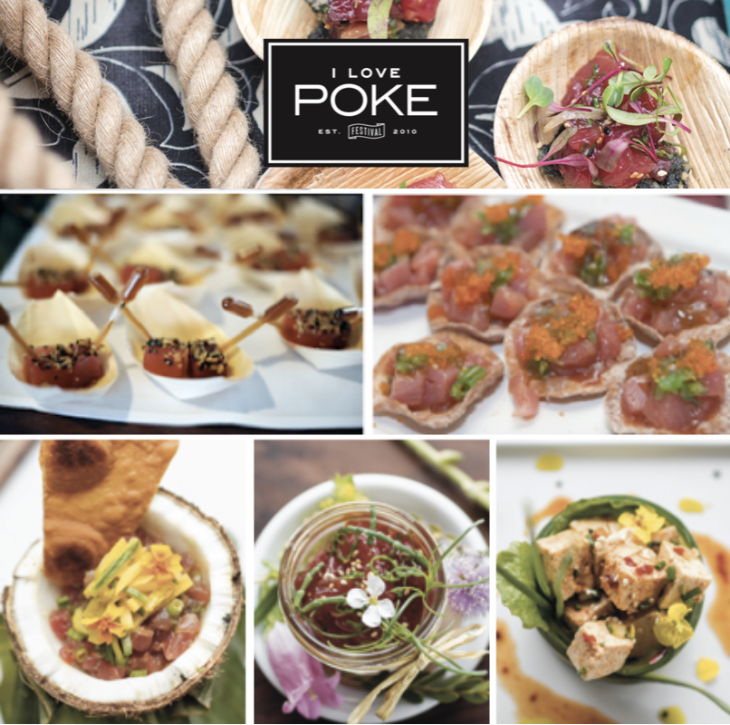 Don't Miss the 9th Annual I Love Poke Festival On May 22!!