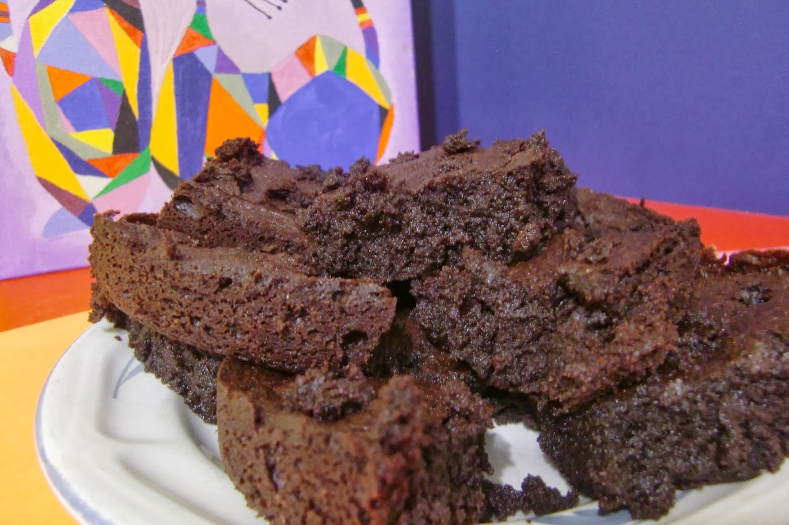 Tipsy Treats Tuesday: Boozy Brownies!