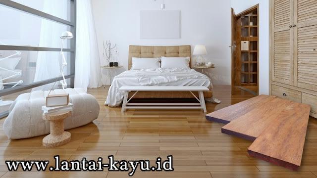 lantai kayu solid kayu merbau