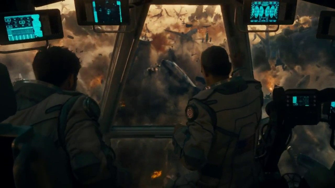 Independence Day Resurgence 2016 Greek subs - GmT
