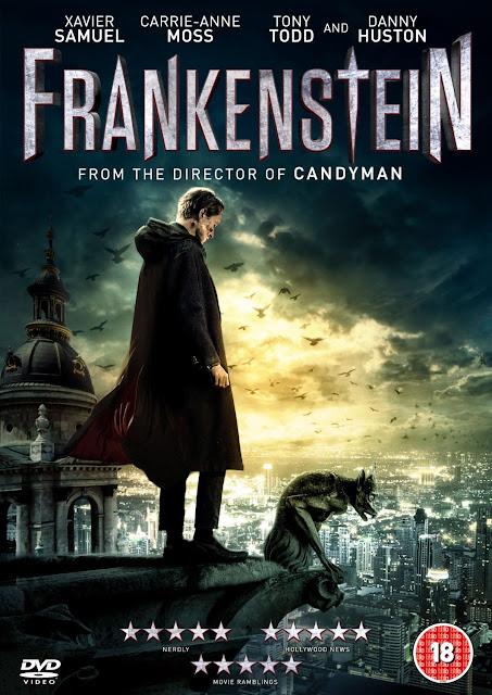 Frankenstein (2016) tainies online oipeirates