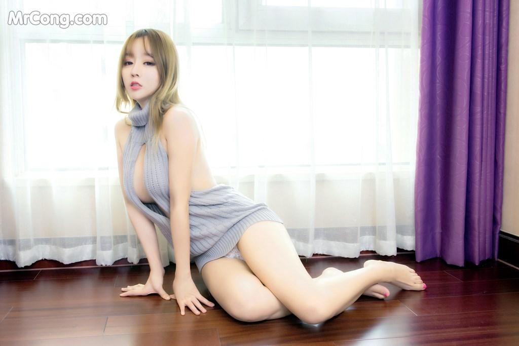 Image SLADY-2018-02-28-No.017-Wang-Yu-Chun-MrCong.com-007 in post SLADY 2018-02-28 No.017: Người mẫu Wang Yu Chun (王雨纯) (56 ảnh)