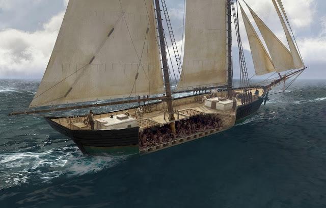 Clotilda: Last US slave ship discovered in Alabama