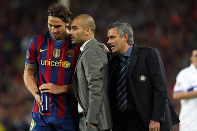 Mourinho tiết lộ vụ 'nghe trộm' chỉ đạo của Pep cho Ibra