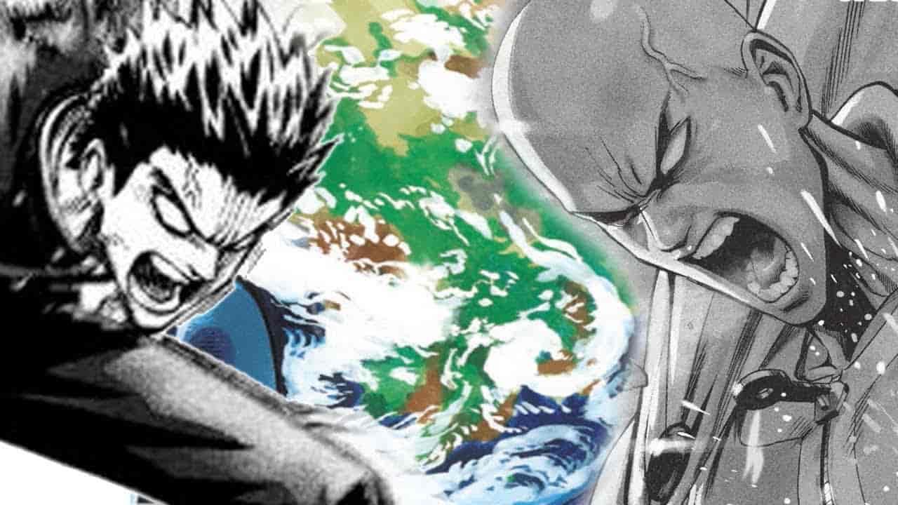 One-Punch Man: Lý do Saitama dùng cú đấm nghiêm túc với Rết Trưởng Lão ngay từ đòn đầu tiên - Ảnh 6.