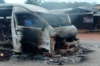 Sit-at-home: Two people feared dead, properties burnt in Nnewi