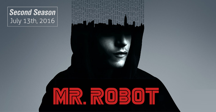 Hacker reports Vulnerability in Mr. Robot Season 2 Website
