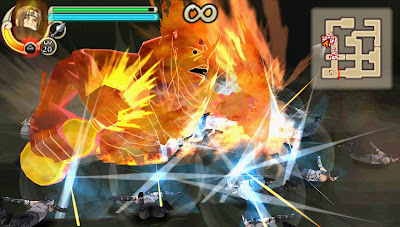 Naruto Shippuden Ultimate Ninja Impact ISO/CSO PPSSPP High Compress