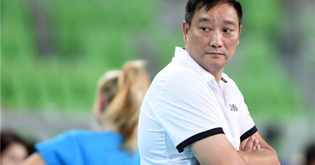 Ông Wu Sheng trở thành HLV trưởng đội tuyển nam Trung Quốc