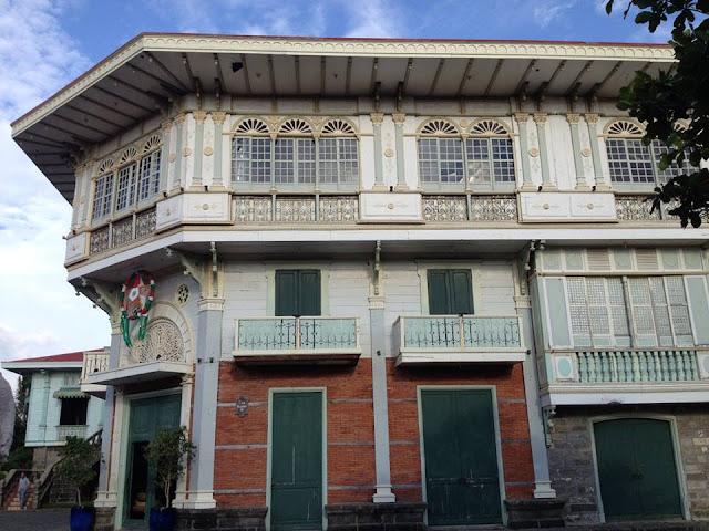 Casa Binondo  in Las Casas Filipinas de Acuzar, Bagac Bataan