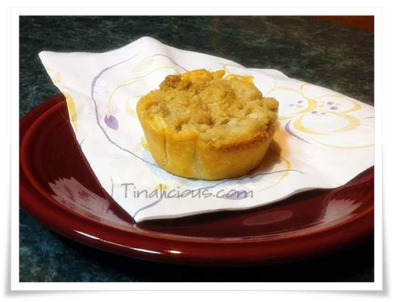 Mini Dutch Apple Pie Recipe