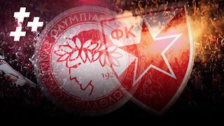 Олимпиакос – Црвена Звезда смотреть онлайн бесплатно 11 декабря 2019 прямая трансляция в 23:00 МСК.