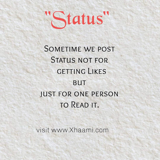 quote about Whatsapp status