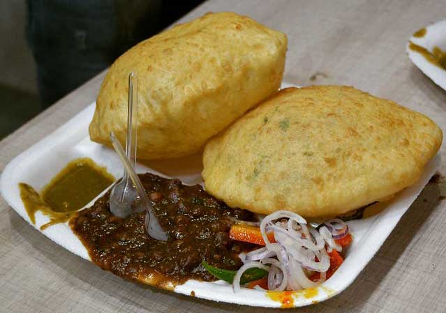 Chole Bhature, Delhi - Indian Cities